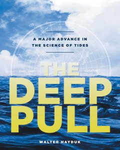 Over of The Deep Pull, by Walter Hayduck, new book available to CMOS members for review