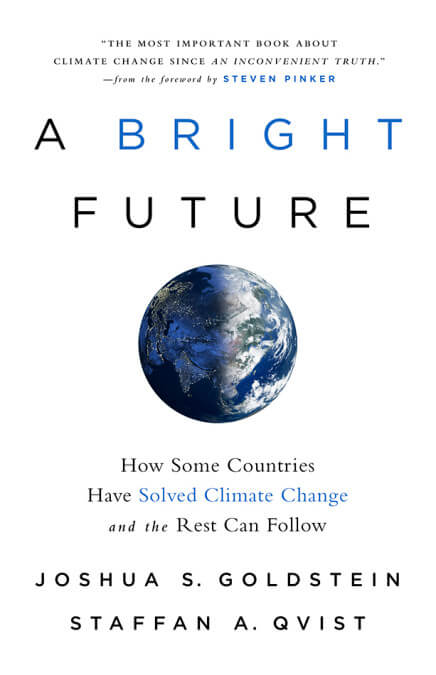Cover of book for review by CMOS. Title is A Bright Future