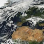 satellite map of the world banner image for weathercasters story