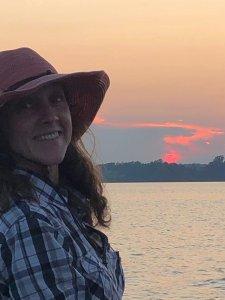 Photograph of Sarah Knight CMOS Bulletin Editor