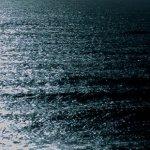 moonlight reflection over the ocean